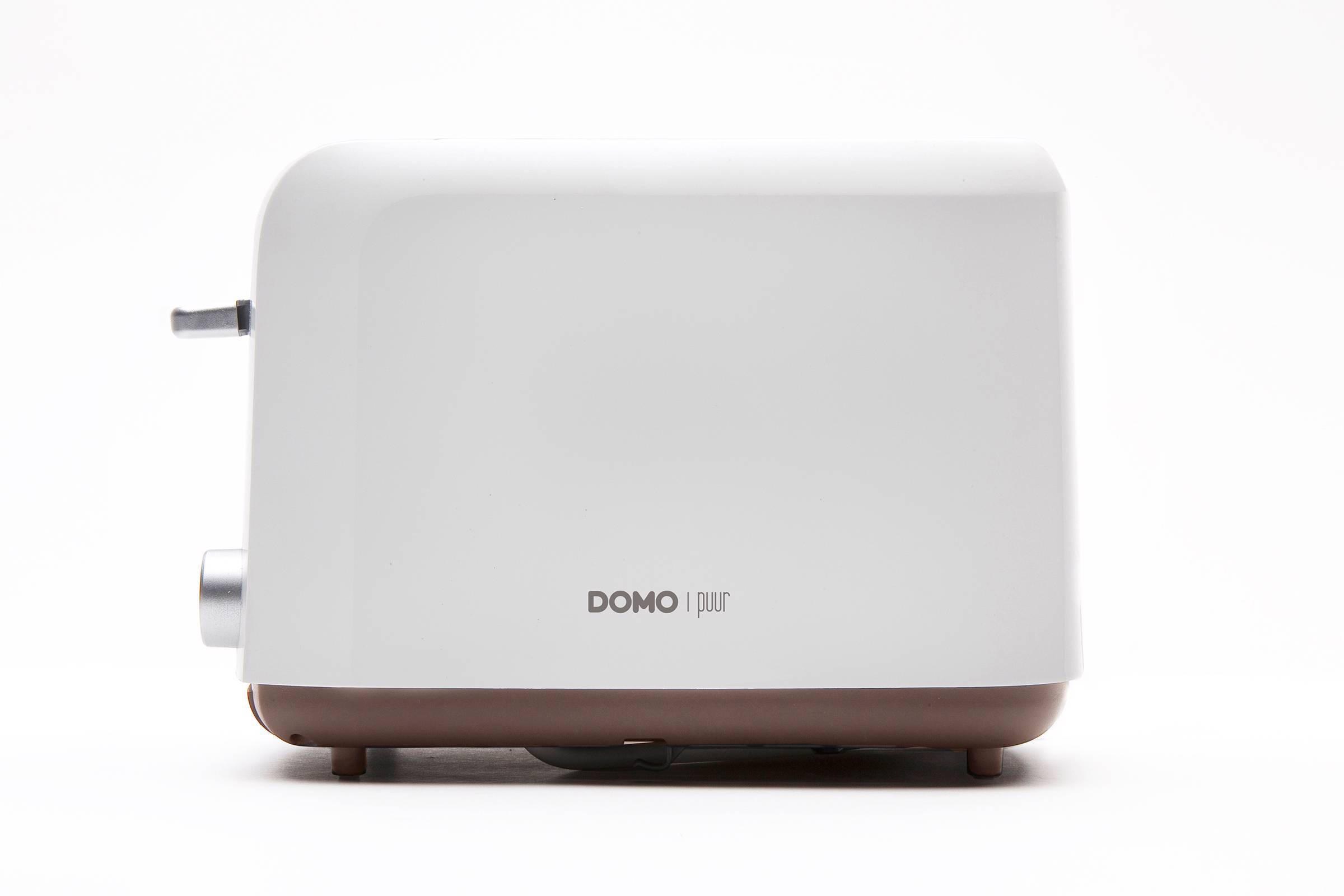 Badkamer Verwarming Domo : Domo puur do t broodrooster wehkamp