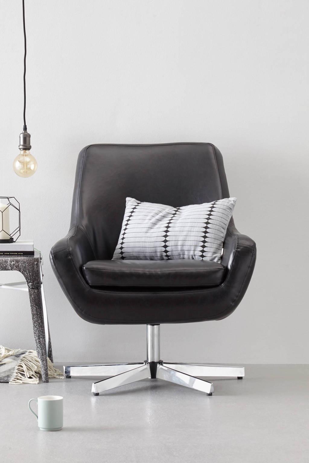 whkmp's own fauteuil Don, Zwart