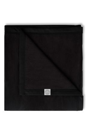 baby ledikantdeken 100x150 cm zwart
