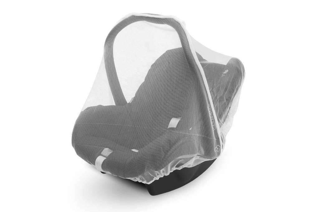 Jollein autostoeltje groep 0+ muskietennet, Transparant
