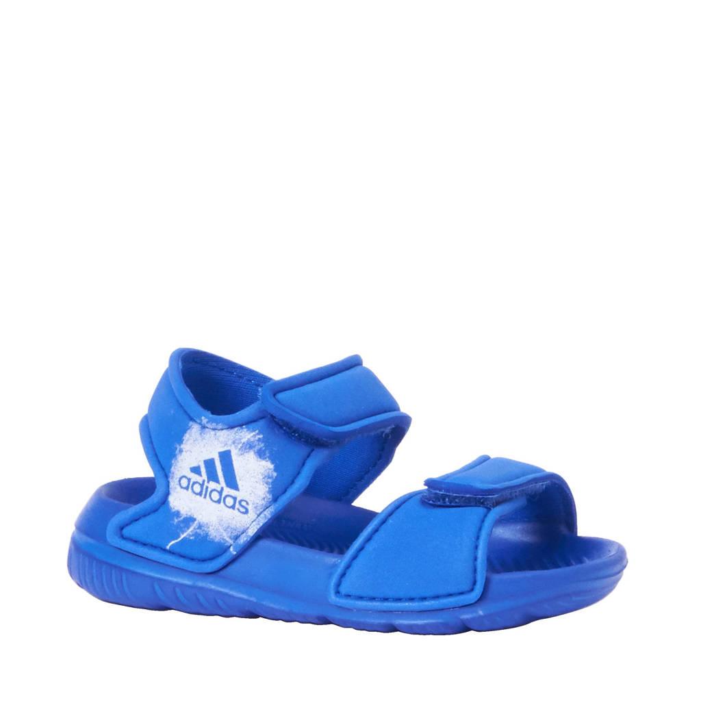 adidas performance AltaSwim I waterschoenen Kobaltblauw