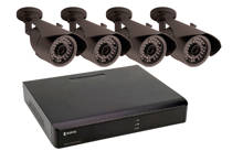 NVR10 Camerasysteem