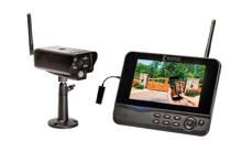 TRANS62 digitale draadloze cameraset