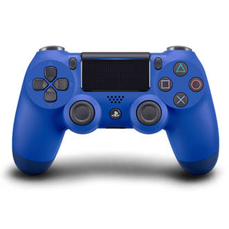 PlayStation 4 DualShock 4 controller v2 blauw