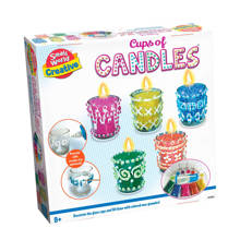 cups of candles