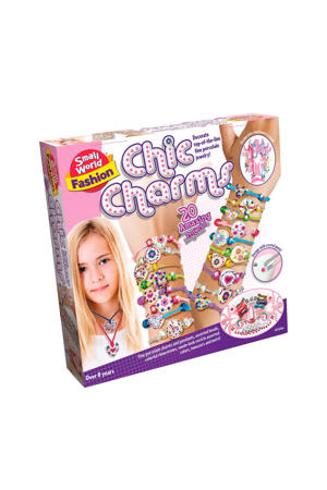 Chic Charms armbandjes ontwerpen