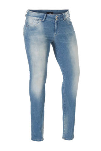 Plus Molly high waisted slim fit jeans