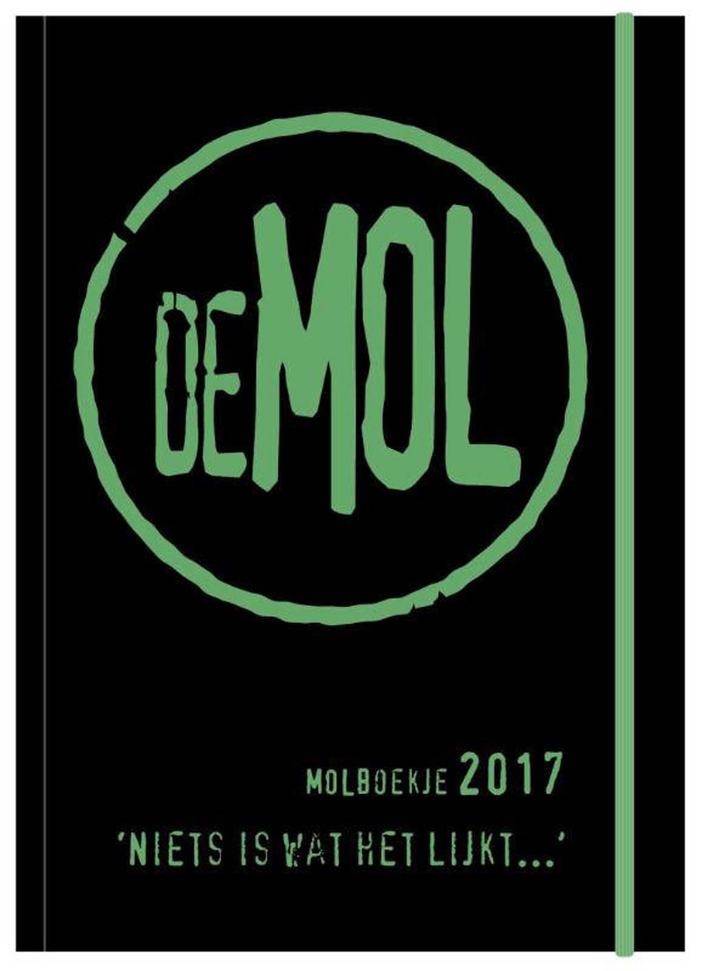 Wie is de Mol? 2017 - Art Rooijakkers en