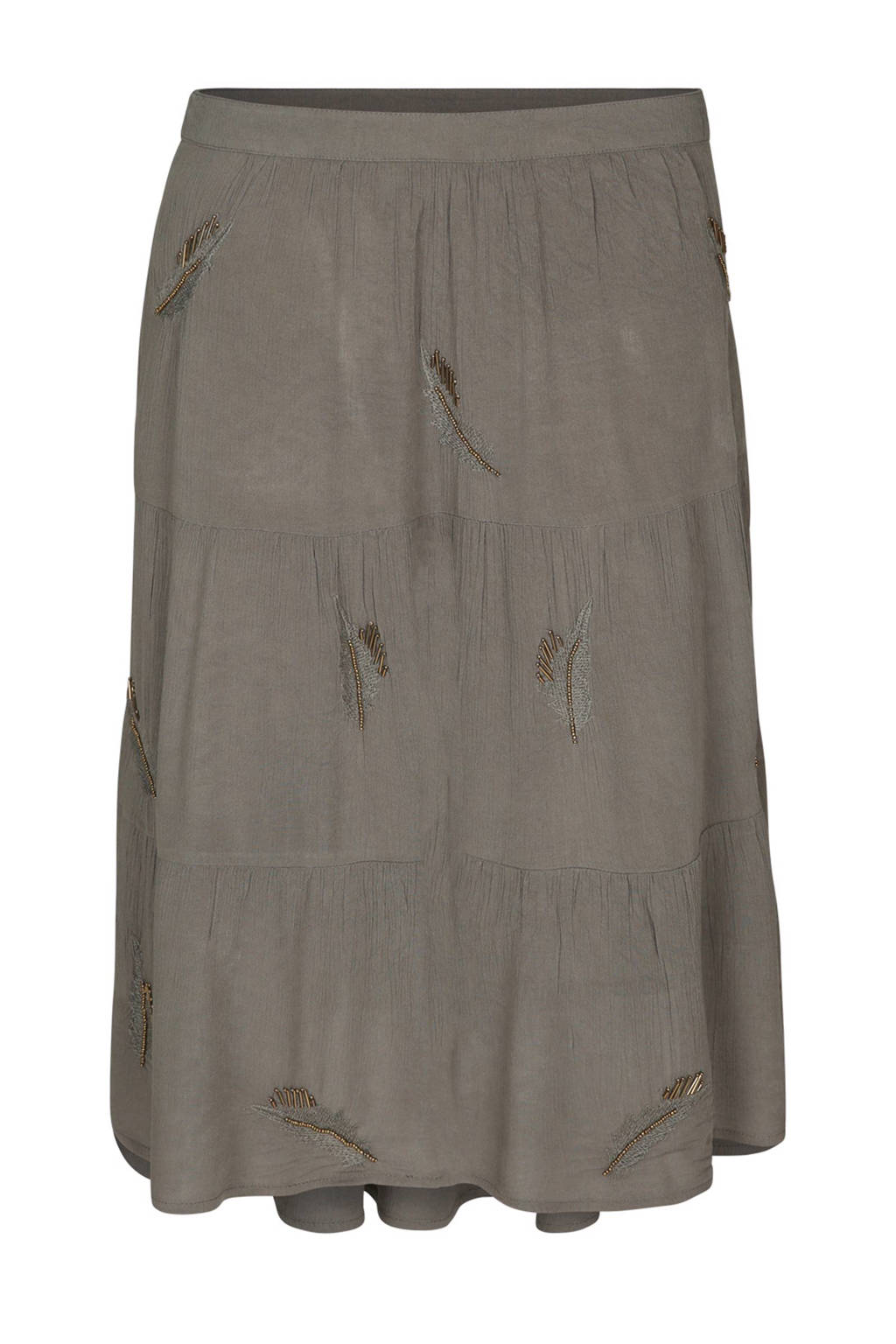 Cassis rok taupe, Taupe