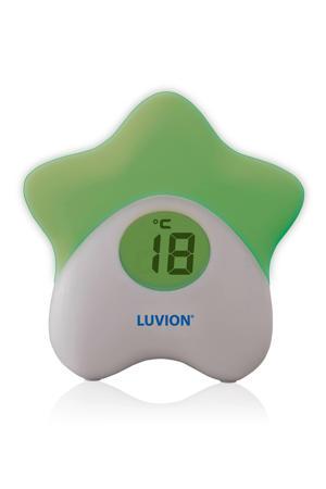 Glowstar nachtlampje/thermometer