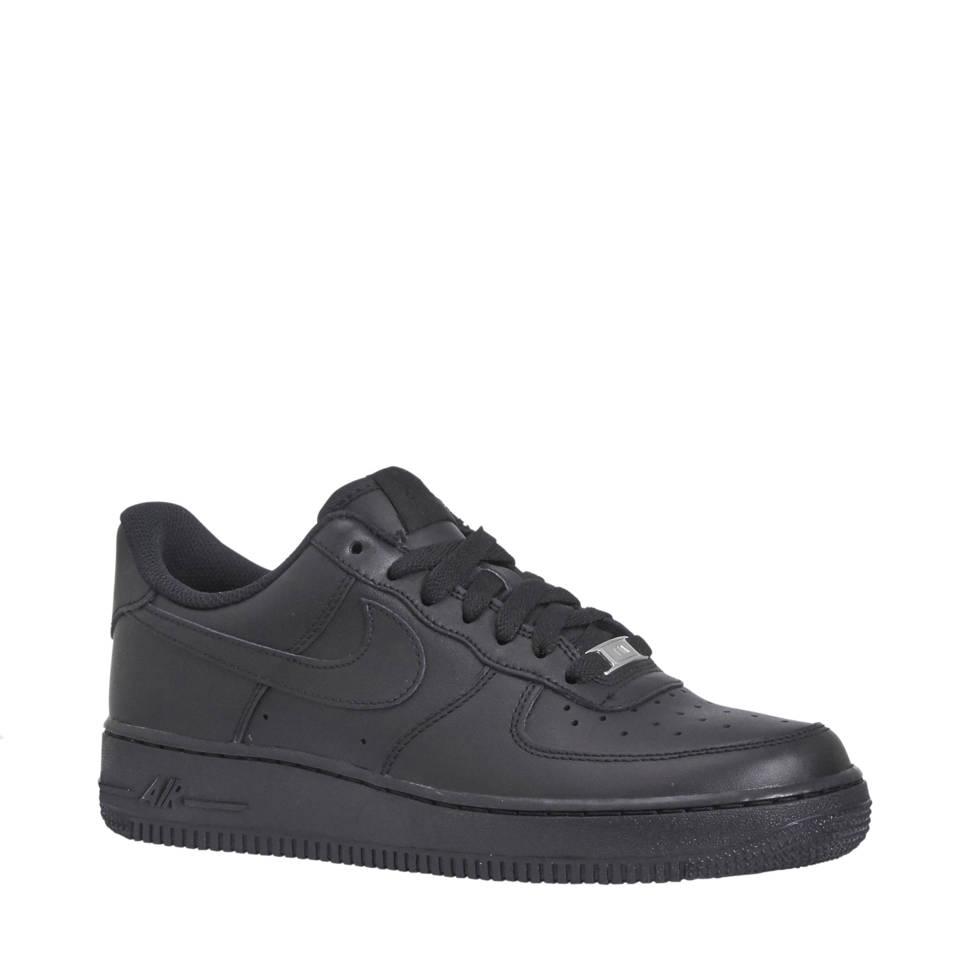 Nike Air Force 1 '07 sneakers, Zwart/Zwart