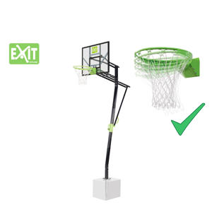 Galaxy Inground Basket (met Dunkring)