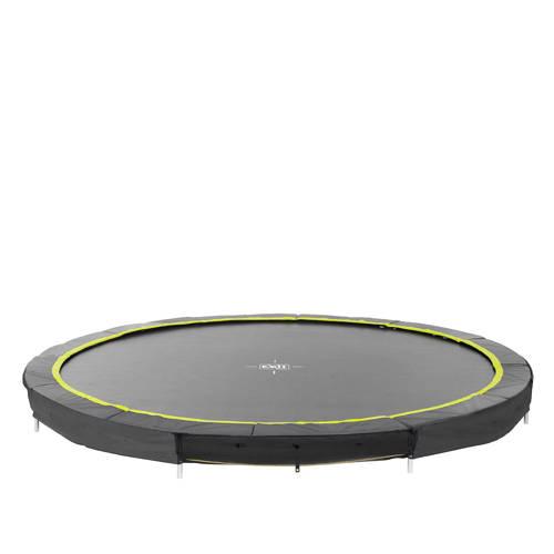 EXIT Silhouette Ground trampoline 427cm kopen