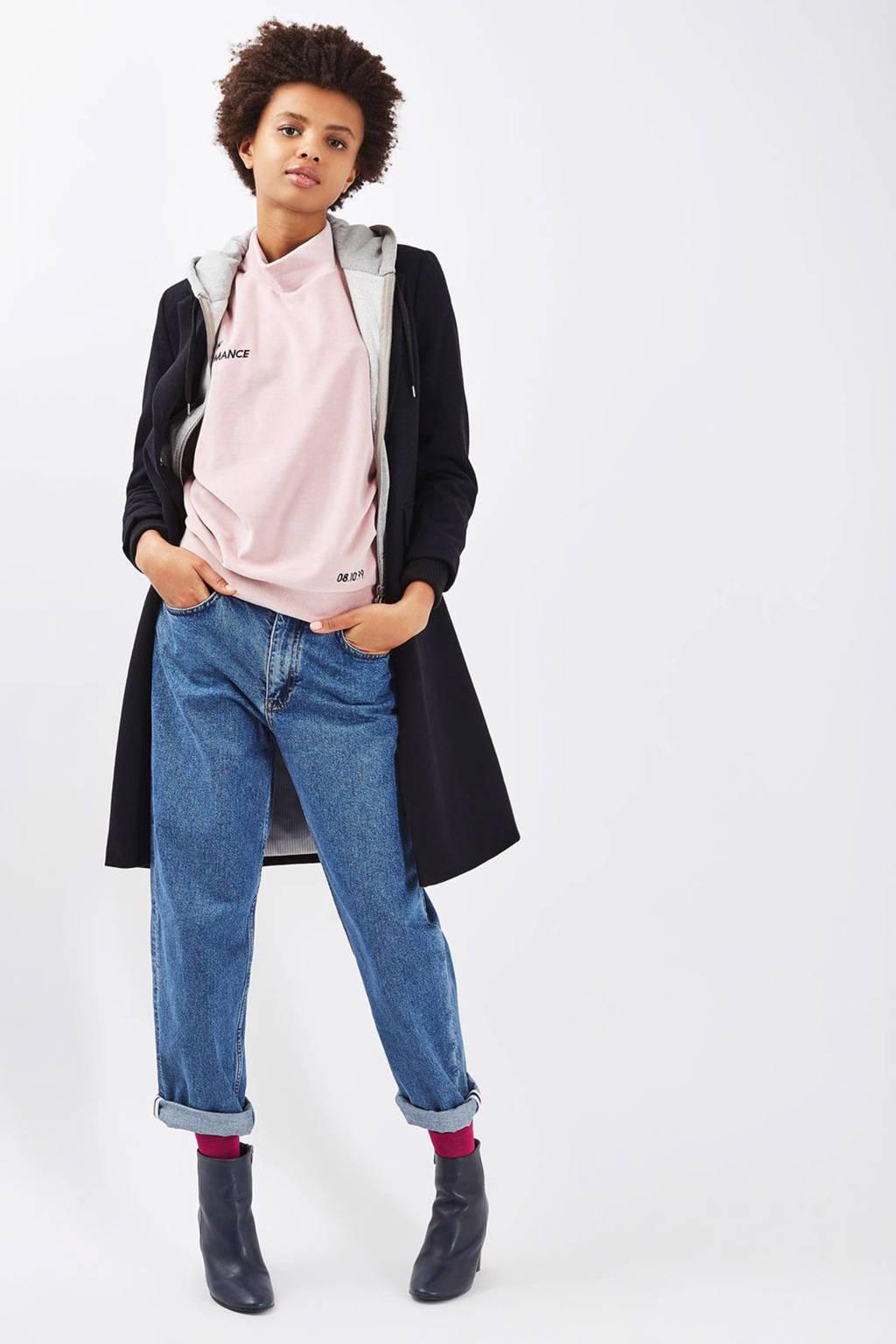 Topshop sweater, Roze