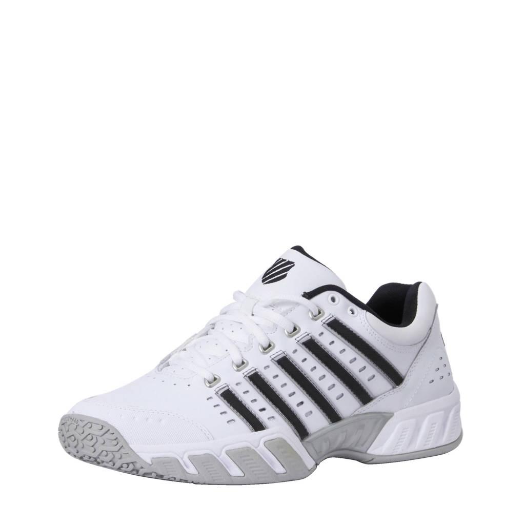 K-Swiss   Bigshort Light 3 Omni tennisschoenen, Wit/donkerblauw