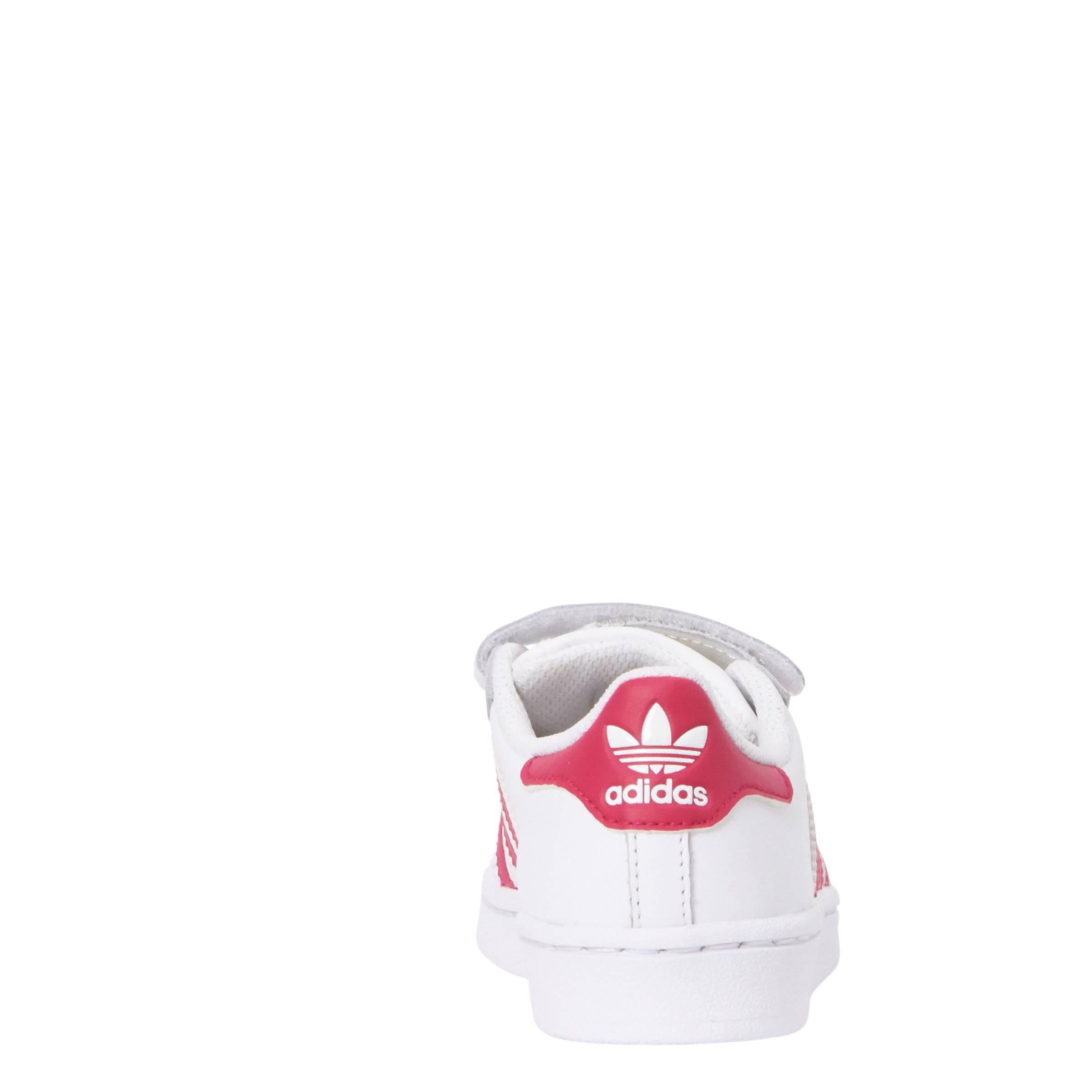 4c8b4b2e4f4 adidas originals Superstar Foundation C sneakers   wehkamp