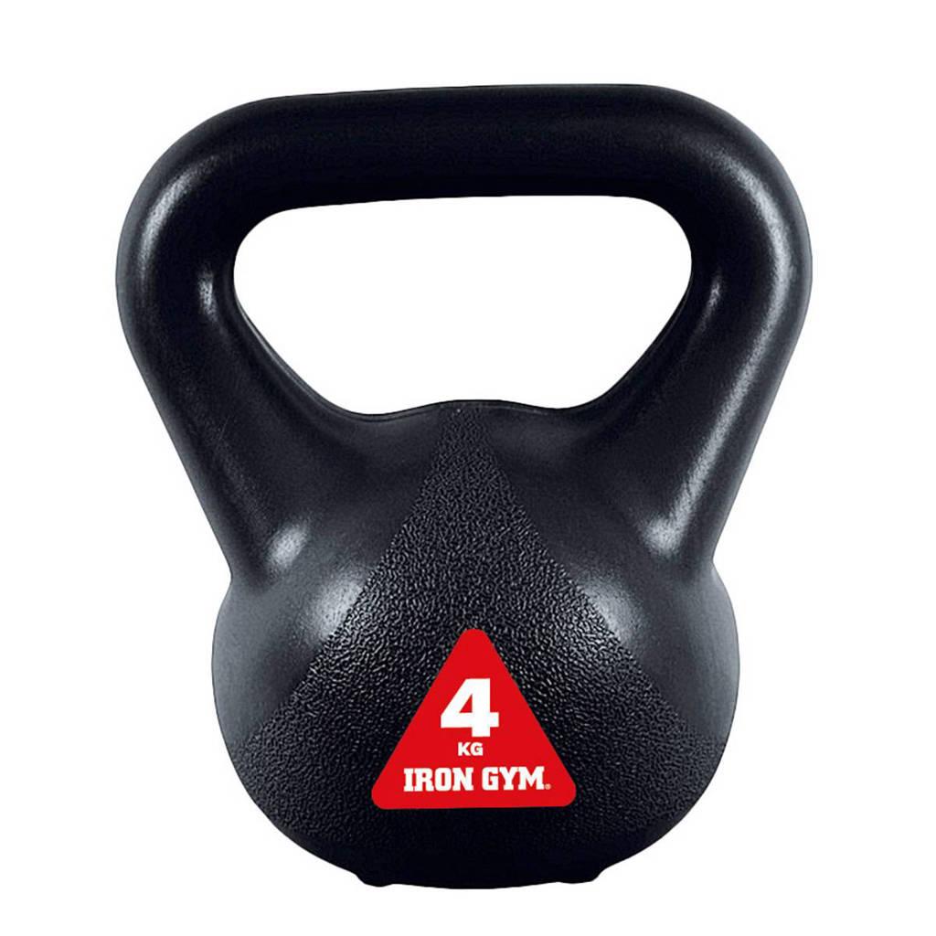 Iron Gym 4 kg kettlebell 4 kg