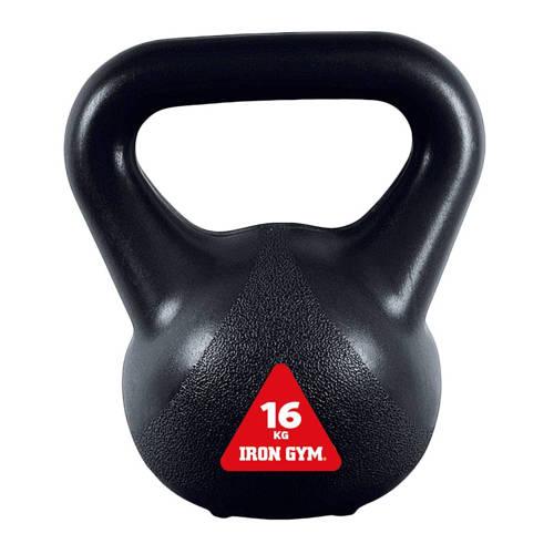 Iron Gym 16 kg kettlebell 16 kg kopen