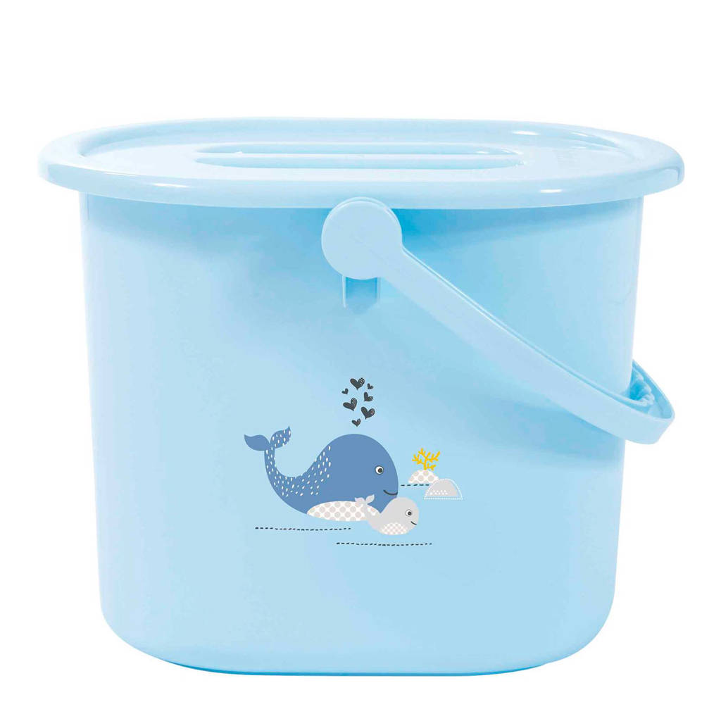 bébé-jou Wally whale luieremmer