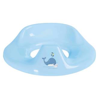 bebe-jou Wally whale toiletverkleiner blauw