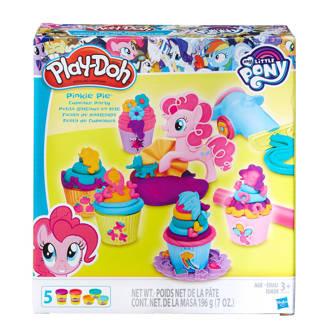 My Little Pony pinkie pie cupcake party