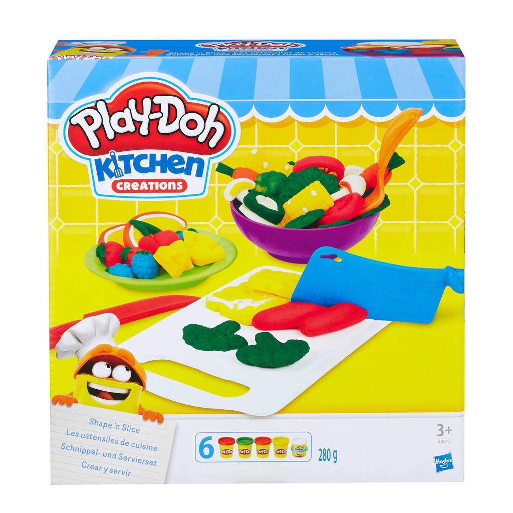 Play-Doh Kitchen keukengereedschap
