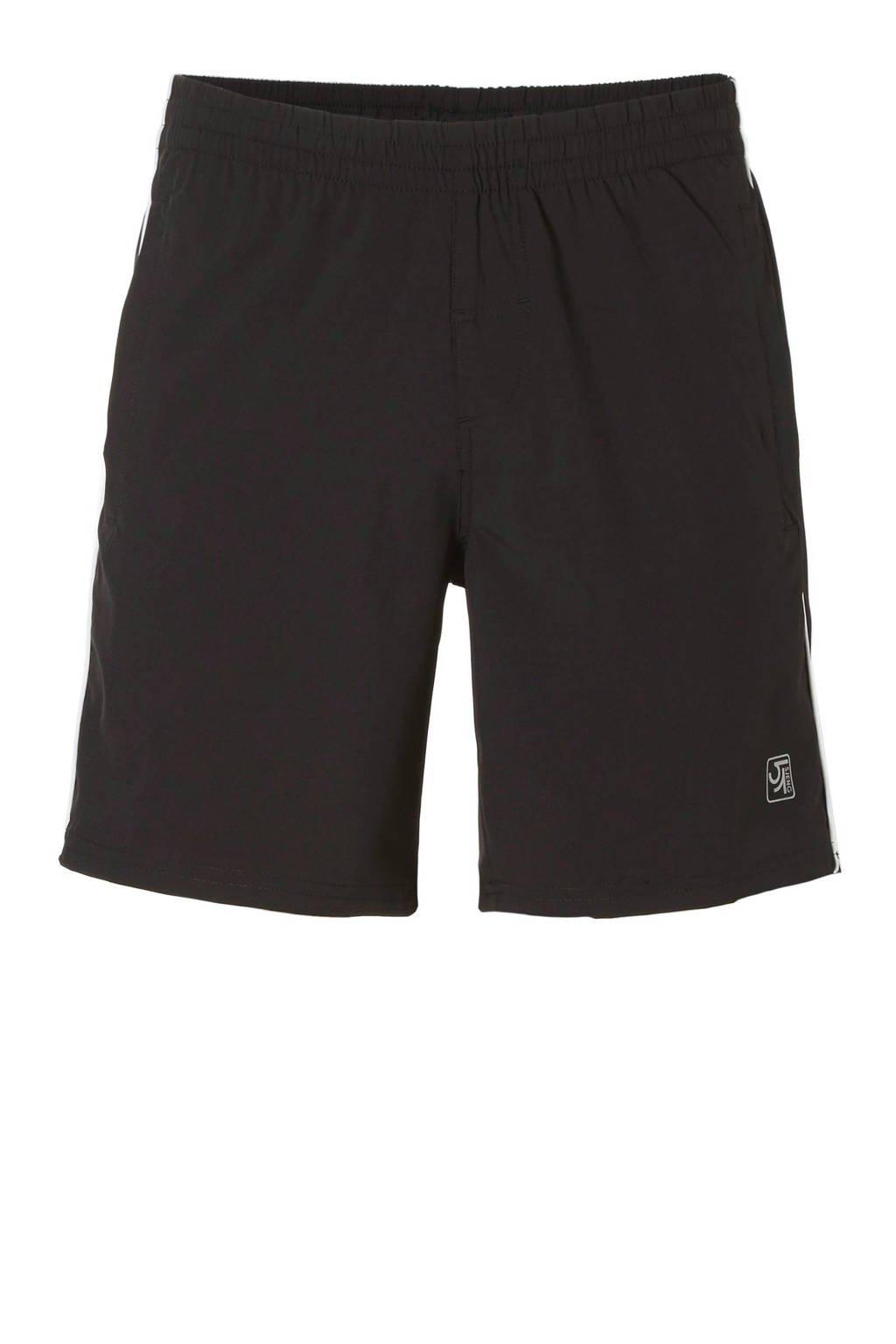 Sjeng Sports   short Set zwart, Zwart