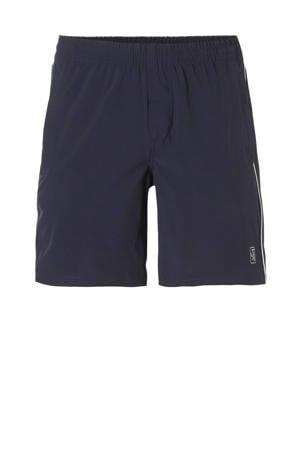 short Set donkerblauw