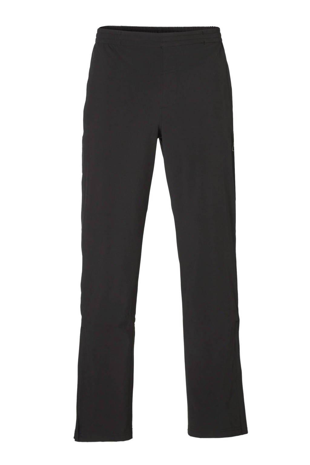 Sjeng Sports   broek Valencia zwart, Zwart