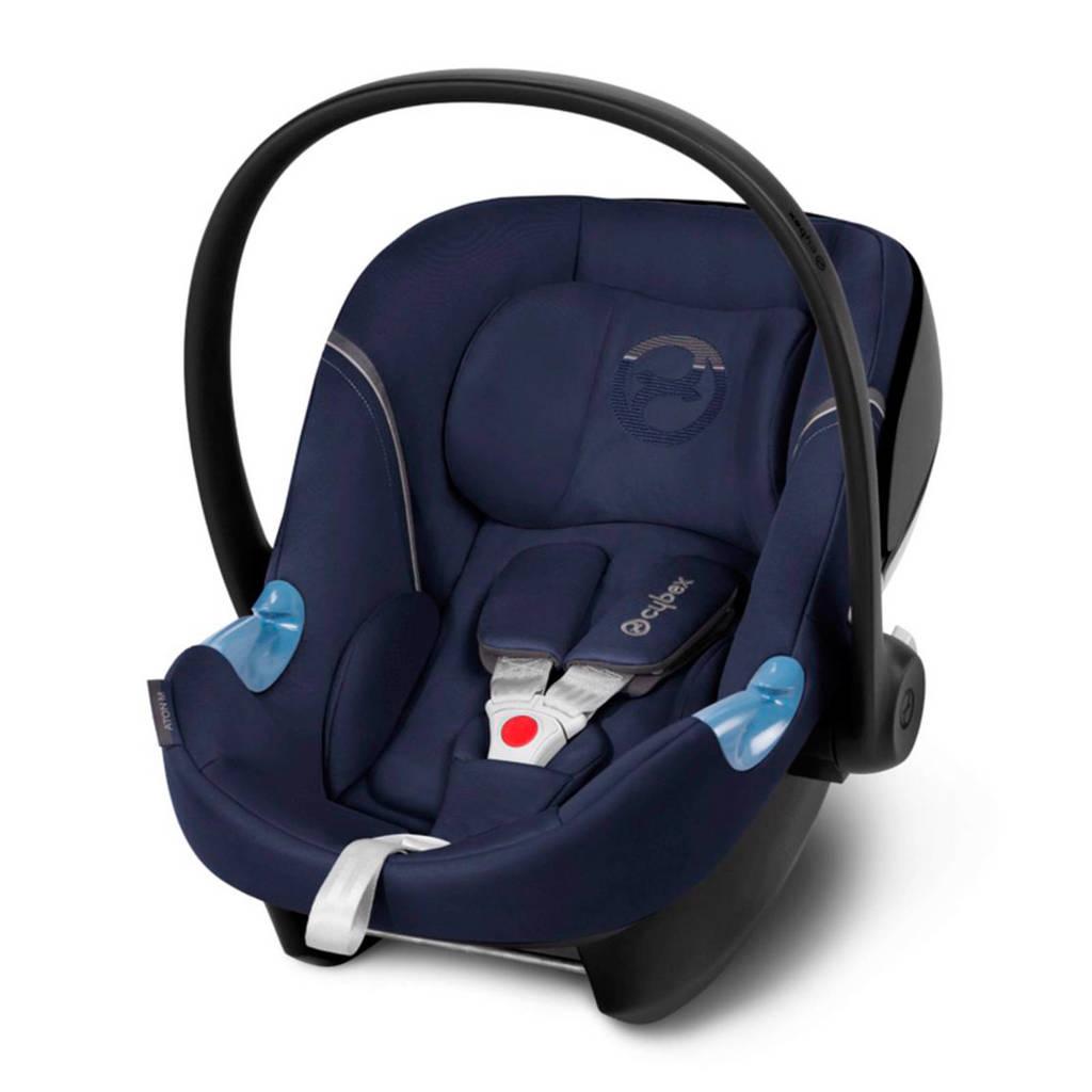 Cybex Aton M autostoel midnight blue, 0-13, Midnight blue
