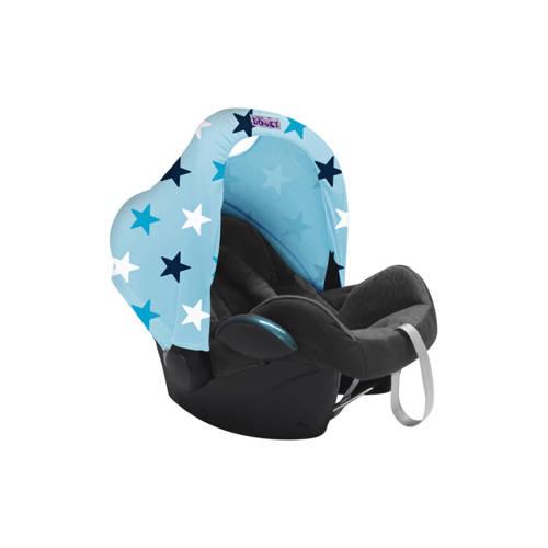 Dooky Hoody Blue-Blue Stars