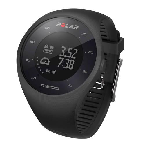 Polar M200 GPS sporthorloge zwart kopen