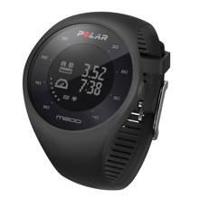M200 GPS sporthorloge zwart