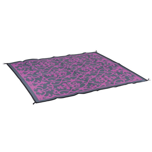 Bo-Leisure Tapijt Chillmat Picnic 2x1,8 meter Roze