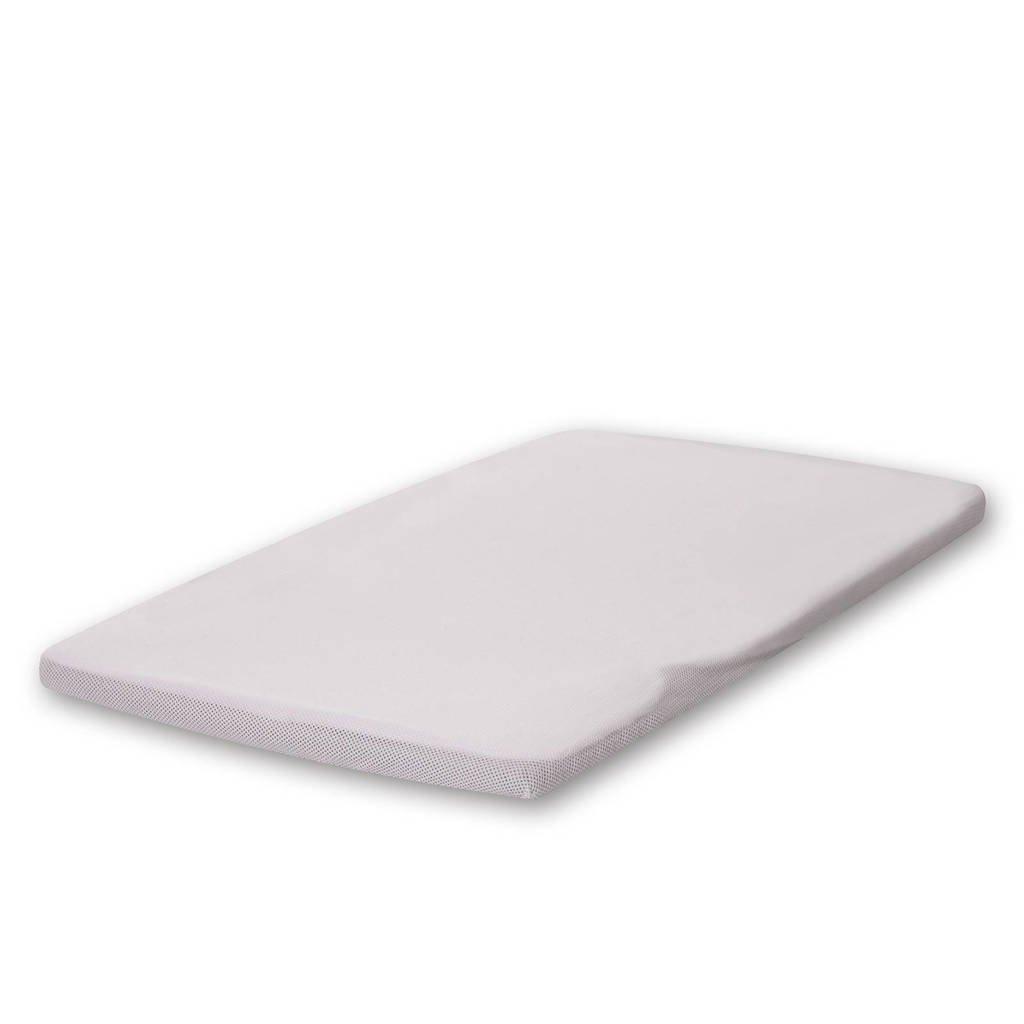AeroSleep polyester baby hoeslaken 92x66 cm Wit