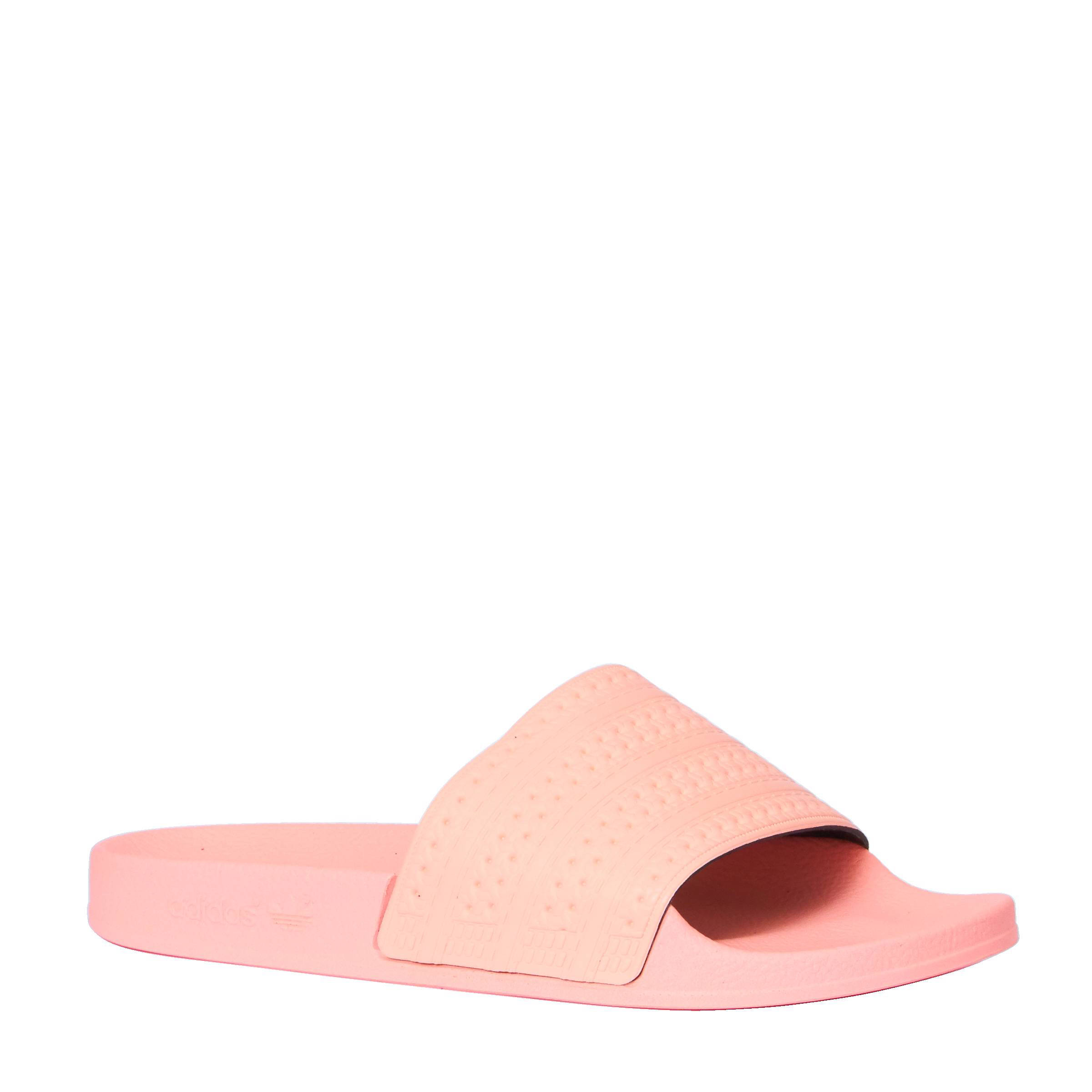 adidas originals slippers roze