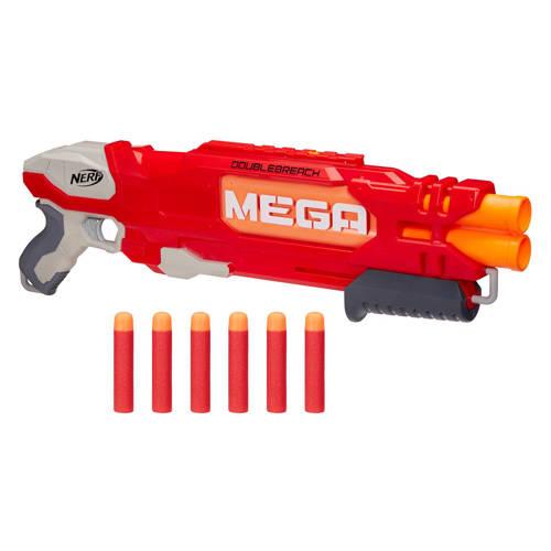 Nerf Mega doublebreach blaster kopen