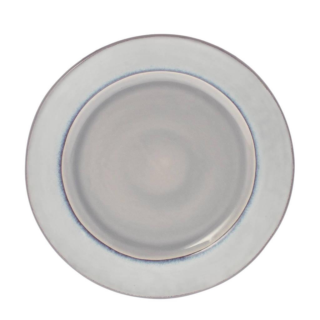 Riverdale Metz ontbijtbord (Ø22 cm), Grijs