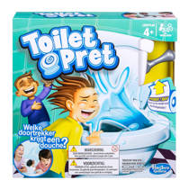 Hasbro Gaming Toiletpret kinderspel