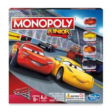 Monopoly Junior Cars 3 bordspel