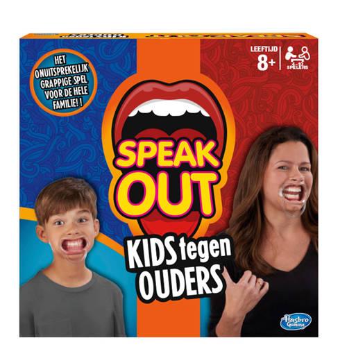 Hasbro speak out kids tegen ouders