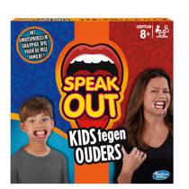 Hasbro Gaming Speak out  kinderen tegen de ouders kaartspel