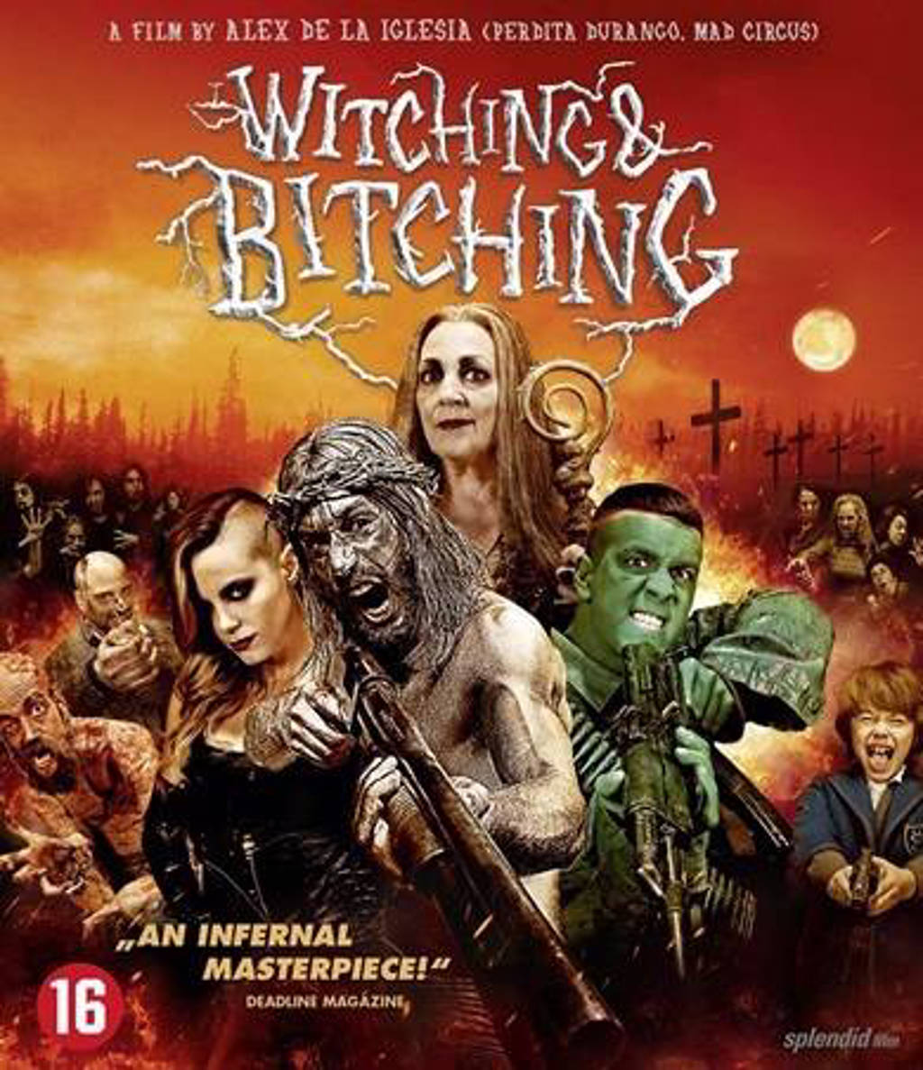 Witching and bitching Steelbook (Blu-ray)