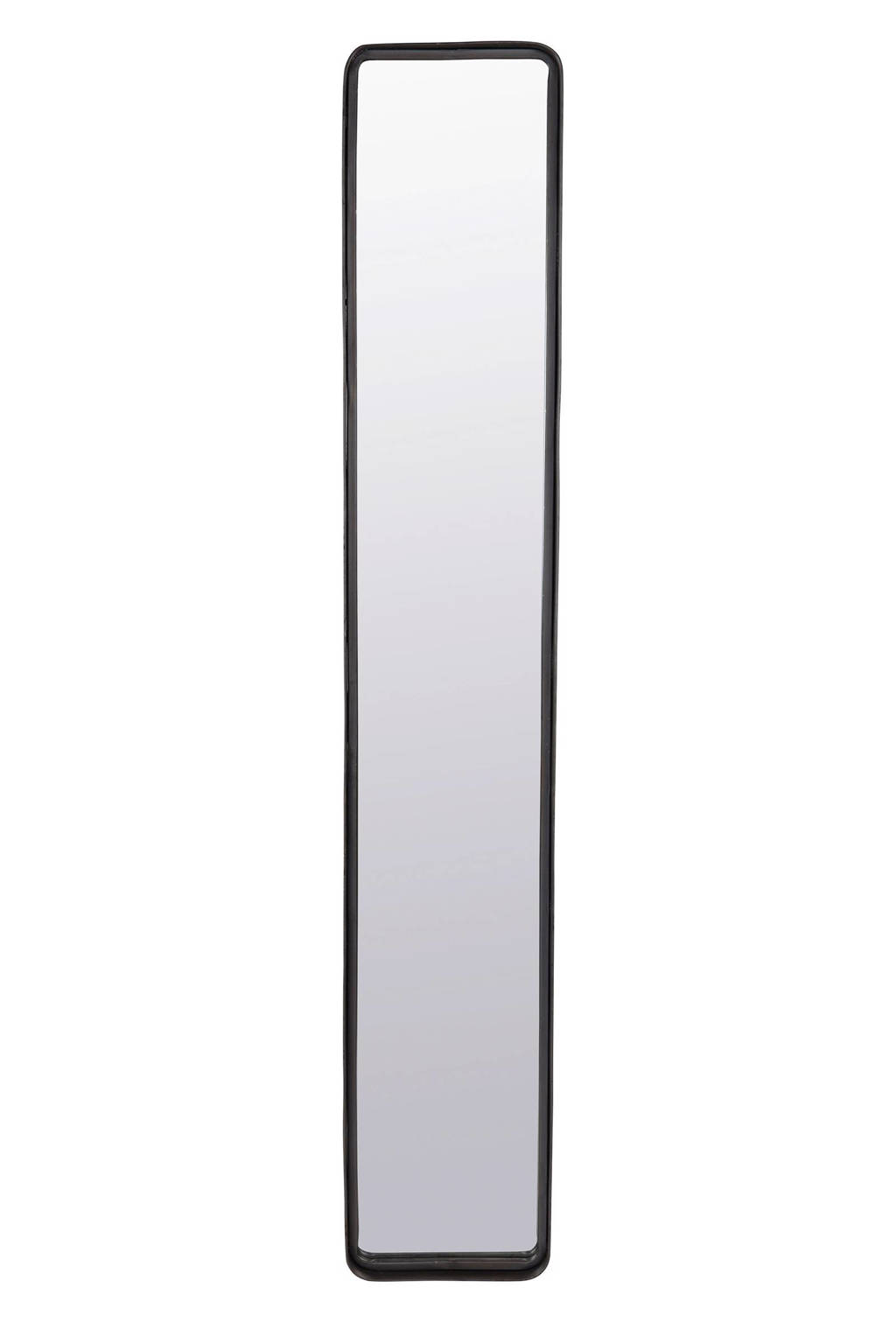 Dutchbone Blackbeam spiegel   (120x20 cm), Zwart