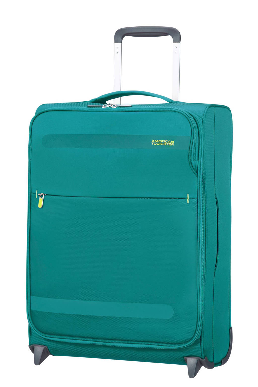 American Tourister HEROLITE SUPER LIGHT UPR.55/20 trolley, Cactus green