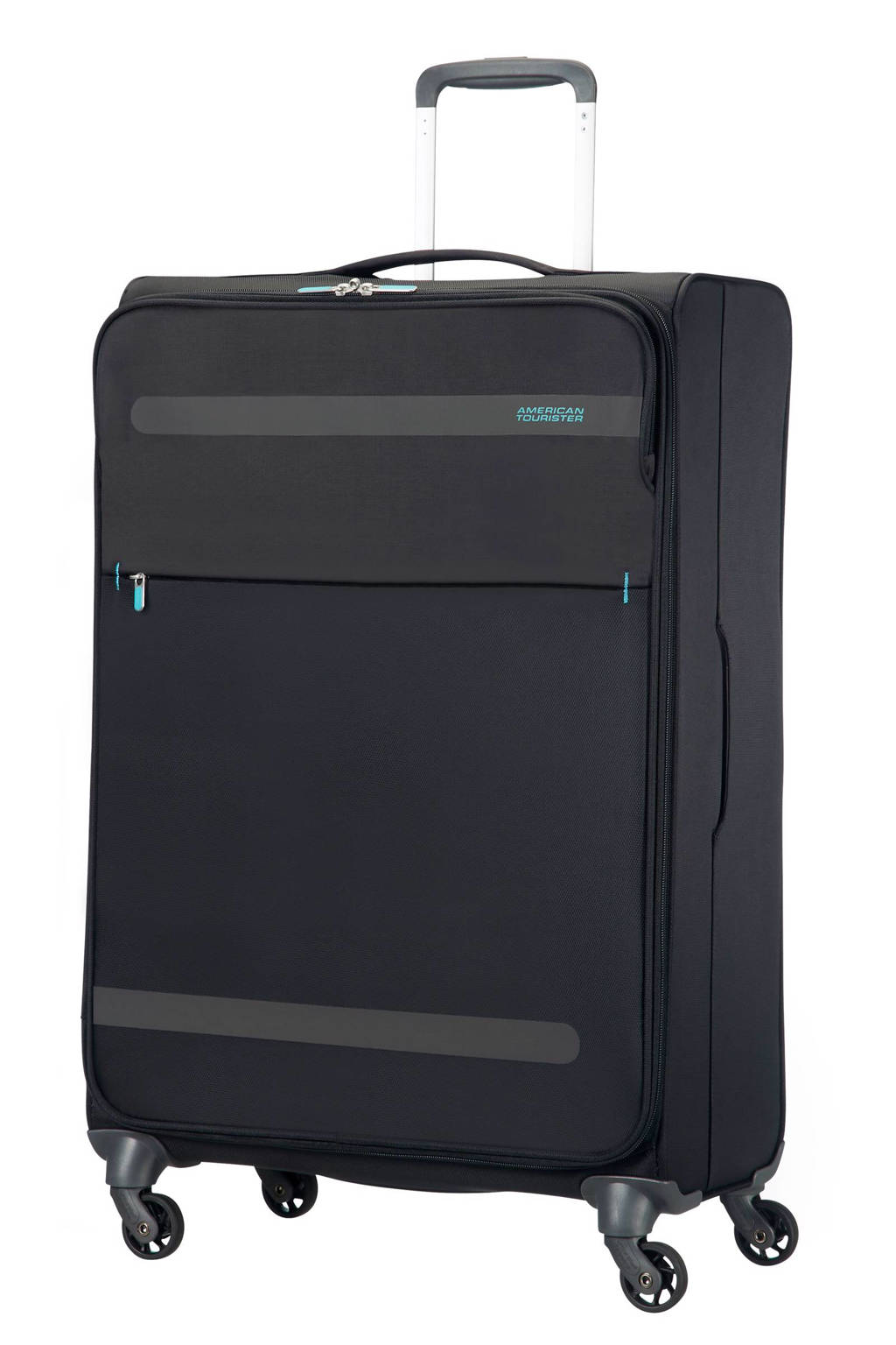 American Tourister HEROLITE SUPER LIGHT SPIN.74/27 koffer, 74x47x29, Vulcanic black