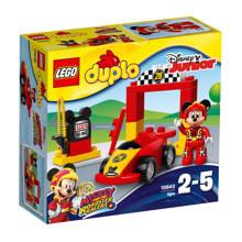 Duplo Mickey's racewagen 10843