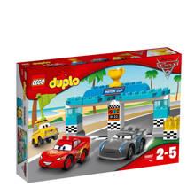 Duplo Cars 3 Piston Cup race 10857