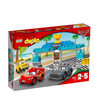 Duplo Cars 3 Piston Cup race 10857