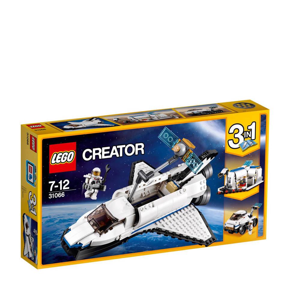 LEGO Creator Spaceshuttle-verkenner 31066